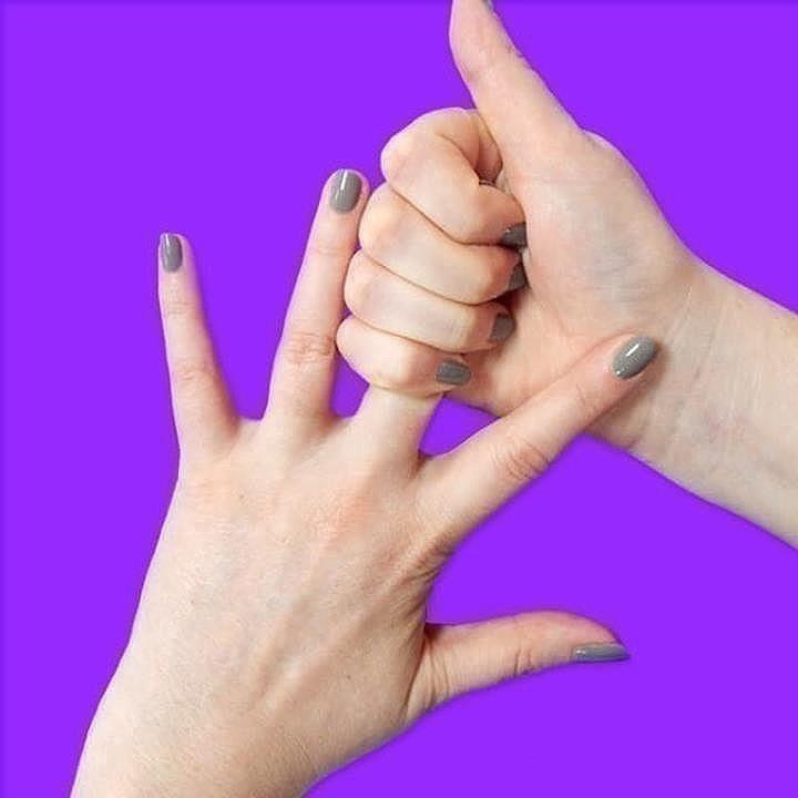 Нажмите эту точку на пальце на 60 секунд… Что происходит после этого — удивительно!